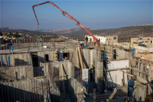 Israel moves forward with plans for some 3,000 settler homes, monitoring group says