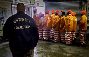 NYC's Rikers Island jail spirals into chaos amid pandemic