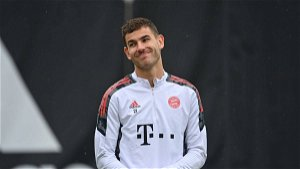 Bayern professional Lucas Hernandez does not have to go to prison