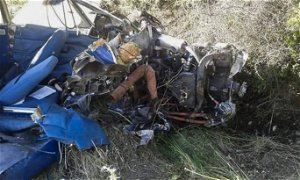 Four-Seater Sightseeing Plane Crashes In France Killing Three