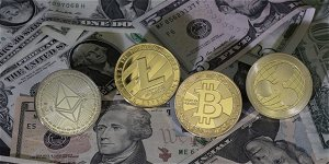 Crypto gains as a new Bitcoin-linked ETF sets to begin trading