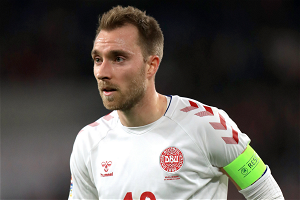 UPDATE: Christian Eriksen in stable condition after collapsing during Denmark's Euro 2020 match against Finland