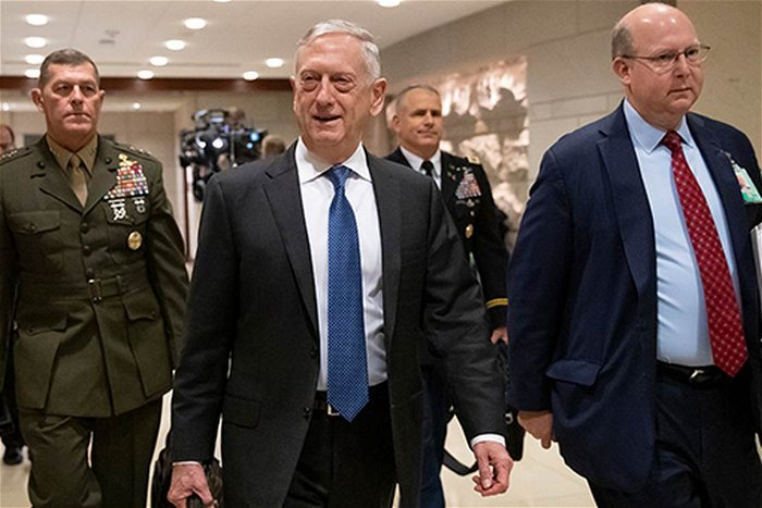 Mattis Calls on Biden to Scrap 'America First' Policy, Slow Pullout from Afghanistan