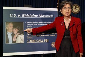 Don't blame Ghislaine Maxwell for filthy jail cell, lawyer says