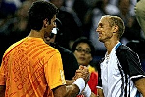 When Nikolay Davydenko spoiled Rafael Nadal vs. Novak Djokovic Shanghai clash