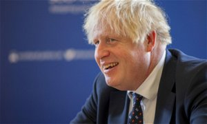 Boris Johnson arrives in Aberdeenshire: What is he doing here?