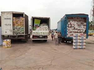 APC distributes 130 trucks of food items in Zamfara