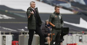 Ole sees red as Old Trafford banners clash with shirts