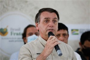 Facebook profile that was banned from the network was accessed at addresses linked to Bolsonaro