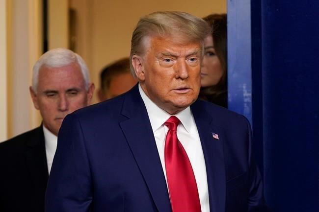 Trump vents about election as agencies aid Biden transition