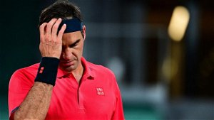 Roger Federer in uncharted territory after rankings drop