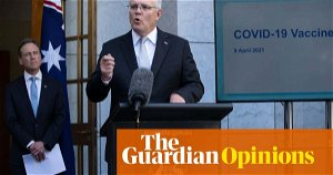 Scott Morrison spun a Covid vaccine story the public believed – and then it fell apart