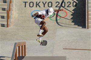Skateboarding-Japan's Horigome wins sport's first Olympic gold