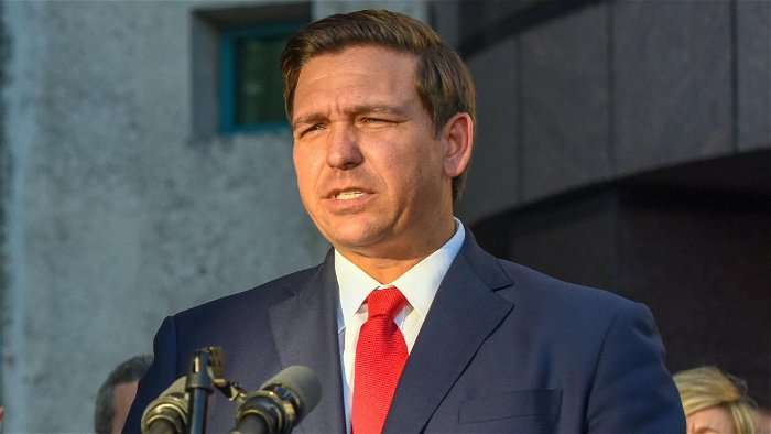 Gov. DeSantis says Florida ports are open for business despite shipping bottleneck