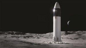Senate appropriators direct NASA to select second Artemis lunar lander