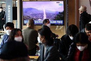 N.Korea says U.S. overreacting over submarine missile test