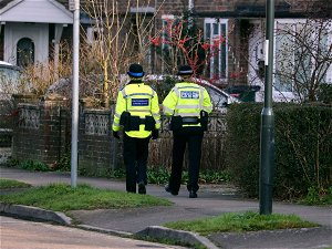 Crime drops by 8% during year of lockdowns, says ONS