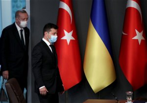 Turkey's Erdoğan calls for end to 'worrying escalation' between Russia and Ukraine