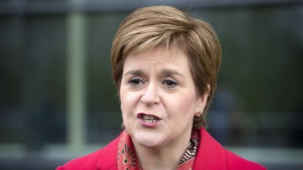 Nicola Sturgeon's SNP win Scottish election but fall one seat short of majority
