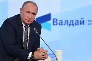 Putin orders Russia to start filling European natural gas storage facilities