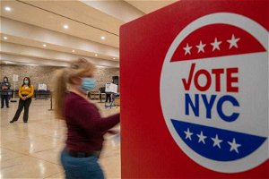NYC early voting for mayor kicks off, putting new ranked-choice system to the test