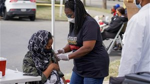 Juneteenth pop-up COVID-19 vaccine clinic hopes to reach King County's Black population