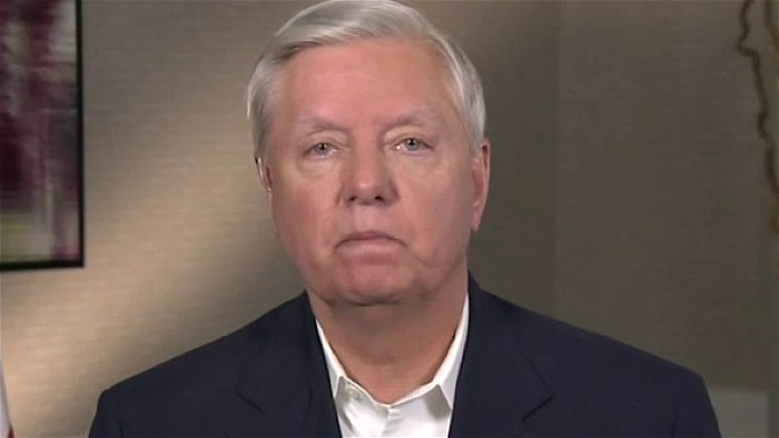 Lindsey Graham says GOP can't move forward without Donald Trump