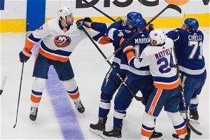 Underdog Islanders confident ahead of semifinal Lightning rematch