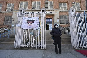 NYC schools see 28 percent spike in weapons seizures