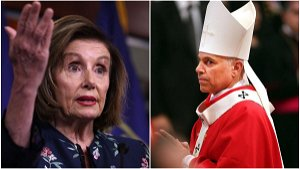 Nancy Pelosi's archbishop condemns her for defending abortion while espousing 'devout Catholic' faith