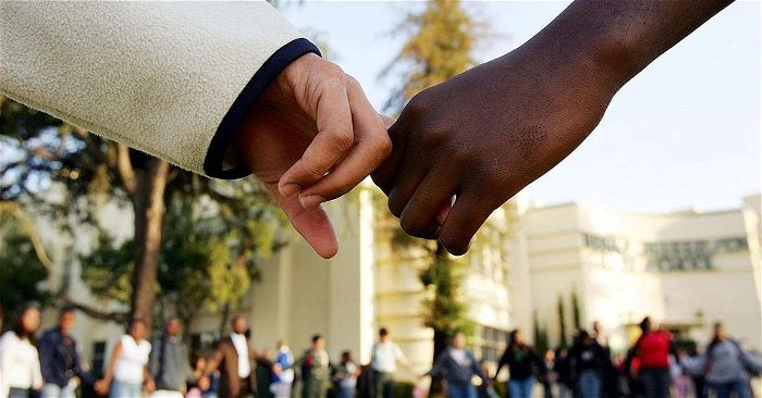 Positive ratings of Black-white relations at 20-year low: Gallup