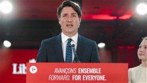 Biden congratulates Trudeau on election win