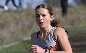 Class A boys cross country state meet: Sheyenne's Aiden Johnson and Williston win championships