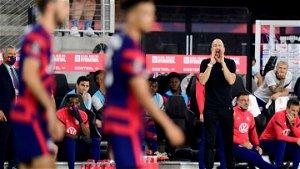 Gregg Berhalter praises his side after prevailing 2-1 vs Costa Rica