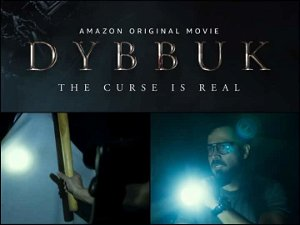 Dybbuk-The curse is real: Emraan, Manav, Nikita starrer promises a scarefest complete with chills, thrills