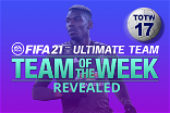 FIFA 21 TOTW 17 lineup confirmed featuring Paul Pogba and Thomas Muller