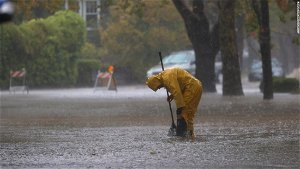 The National Weather Service warns of rapidly developing East Coast storm