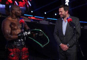 Dillian Whyte receives strong Tyson Fury warning as he eyes world title clash