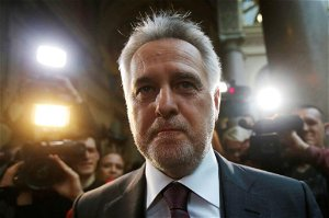Ukraine sanctions businessman Firtash for business links to Russia military