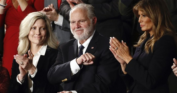 Rush Limbaugh's wife planning a virtual memorial service for him