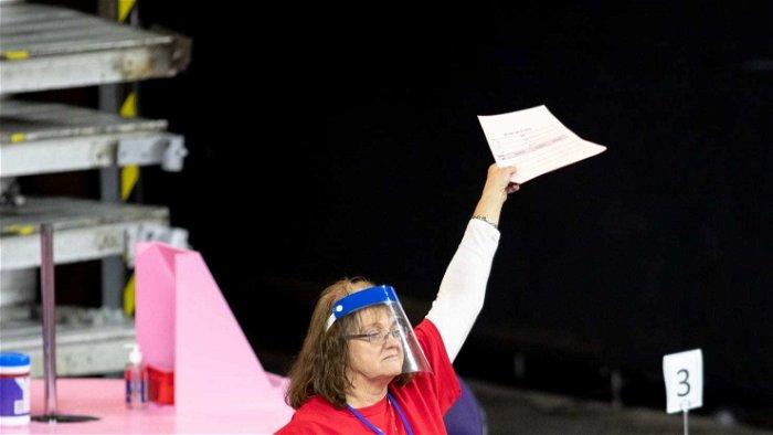 GOP-led Maricopa County board decries election recount a 'sham'
