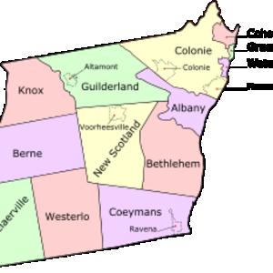 Albany County, New York